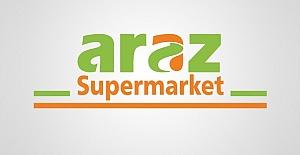 Azerbeycan'ın Yerli Markası Araz Supermarket